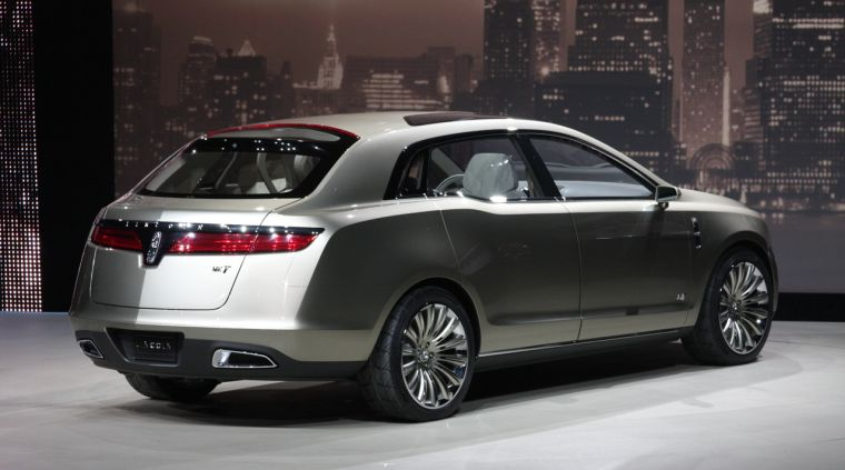 Lincoln Mkt Concept - Auto Express