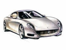 Ferrari 612 Concept Car Picture